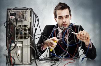 técnicos de informática
